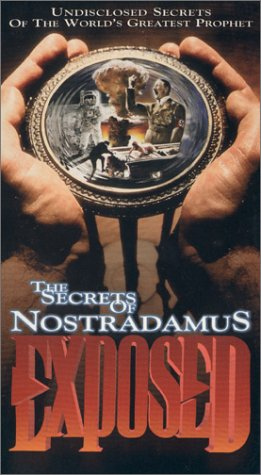 9781573410373: The Secrets Of Nostradamus Exposed [VHS]