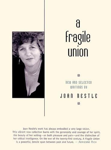 9781573440400: A Fragile Union: New and Selected Writings