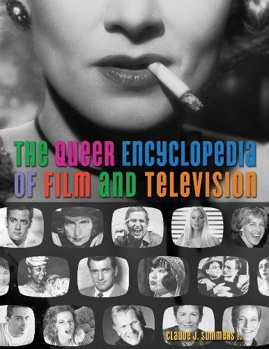 9781573442091: The Queer Encyclopedia of Film and Television