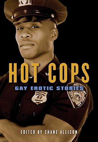 Hot Cops: Gay Erotic Stories: Allison, Shane