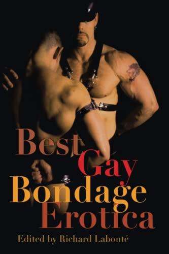 9781573443166: Best Gay Bondage Erotica