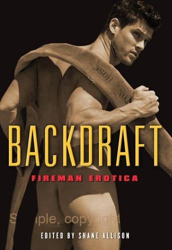 9781573443258: Backdraft: Fireman Erotica