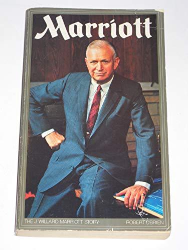 9781573450539: Marriot - The J. Willard Marriot Story