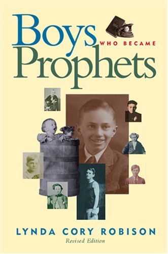 9781573450836: Boys Who Became Prophets