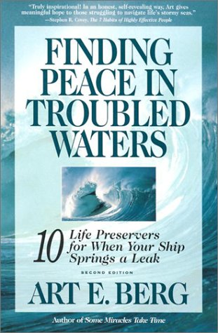9781573453103: Finding Peace in Troubled Waters