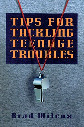 Tips for Tackling Teenage Troubles (1573454125) by Wilcox, Brad