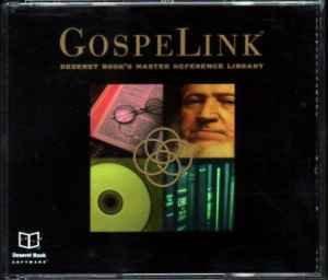 9781573454551: GospeLink (Deseret Book's master reference library)