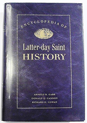 9781573458221: Encyclopedia of Latter-Day Saint History
