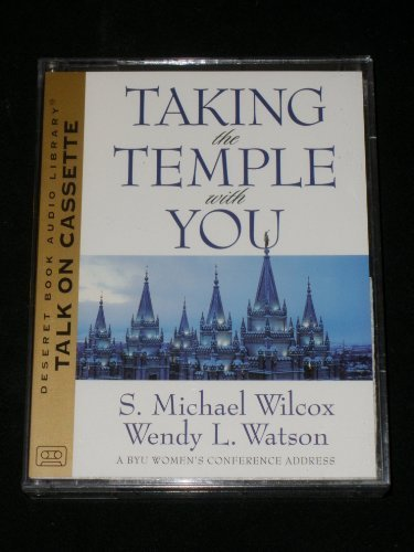 9781573458436: Taking the Temple With You