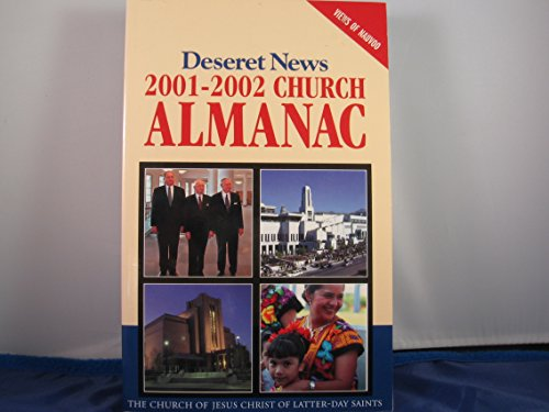 9781573459334: Deseret News 2001-2002 Church Almanac