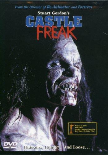 9781573470490: Castle Freak [USA] [DVD]