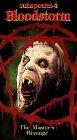 9781573470582: Subspecies 4-Bloodstorm [VHS]