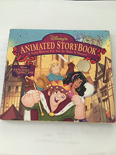 Hunchback of Notre Dame: Disney's Animated Storybook: Cmbvs 7249