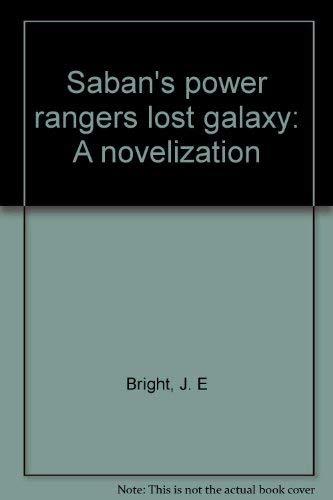 The Lost Galactabeasts (Saban's Power Rangers Lost Galaxy): Waricha, Jean