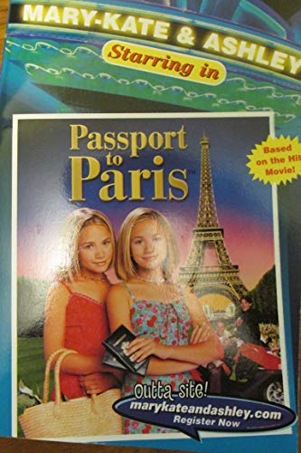 9781573510080: Mary-Kate & Ashley Starring in Passport to Paris