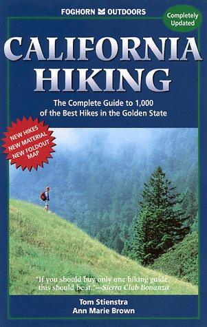 9781573540568: Foghorn Outdoors: California Hiking