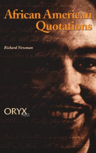 9781573561181: African American Quotations