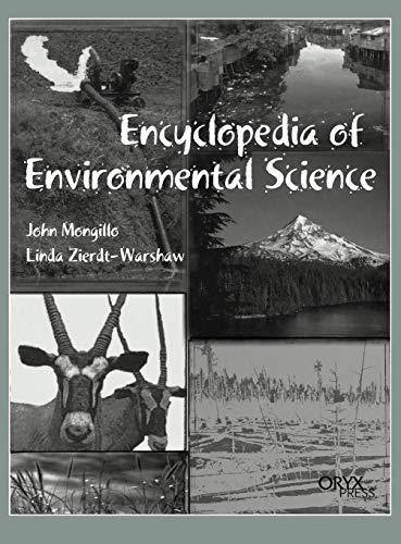 9781573561471: Encyclopedia of Environmental Science: