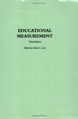 9781573562218: Educational Measurement (American Council on Education/Oryx Series on Higher Education)