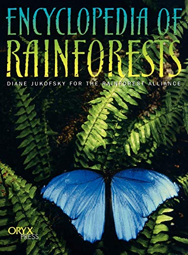 9781573562591: Encyclopedia of Rainforests:
