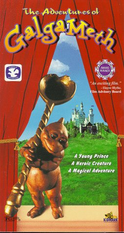 9781573623162: The Legend of Galgameth [USA] [VHS]
