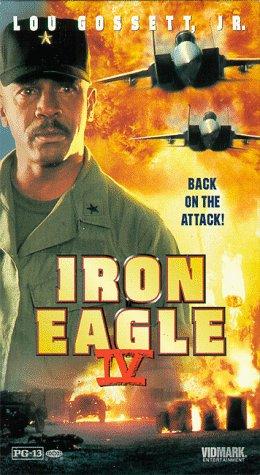 9781573623544: Iron Eagle 4 [VHS]