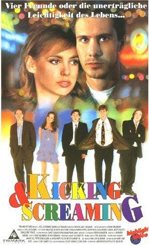 9781573623551: Kicking and Screaming (EP Edition) [VHS]