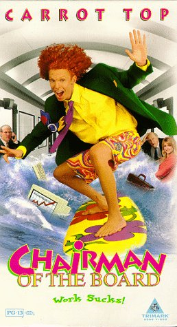 9781573623605: Chairman of the Board [VHS]