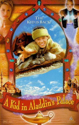 9781573623957: Kid in Aladdin's Palace [VHS]
