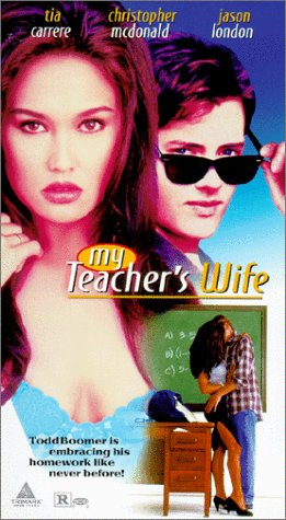 9781573624480: My Teachers Wife [VHS]