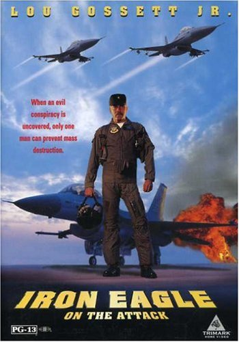 9781573624664: Iron Eagle 4: On the Attack [Reino Unido] [DVD]