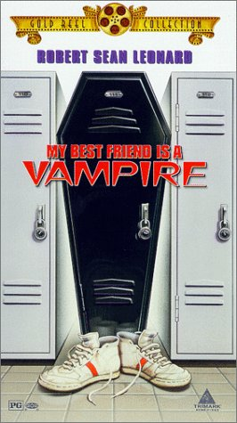 9781573624800: My Best Friend Is a Vampire [VHS]
