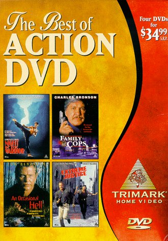 9781573625852: The Best of Action Set (Night of the Warrior, Family of Cops, An Occasional Hell, Extreme Justice)