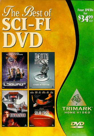 9781573625869: The Best of Sci-Fi DVD