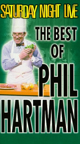 9781573626170: Saturday Night Live: The Best of Phil Hartman [VHS]