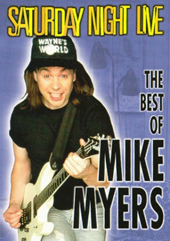 9781573627290: Saturday Night Live - The Best of Mike Myers