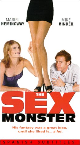 9781573628068: Sex Monster [VHS]
