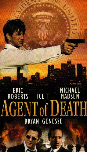 9781573628709: Agent of Death [VHS]