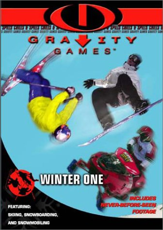 9781573629553: Gravity Games - Winter One (Skiing, Snowboarding and Snowmobiling)