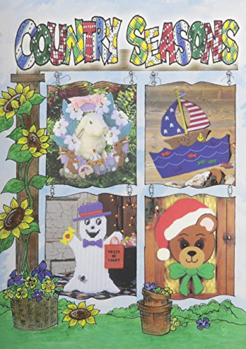 9781573671026: Country Seasons (Cross-Stitch)