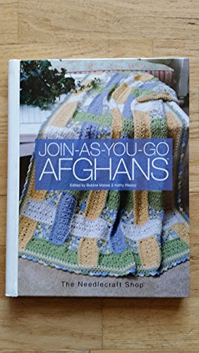 Join-As-You-Go Afghans: Kathy Wesley; Bobbie
