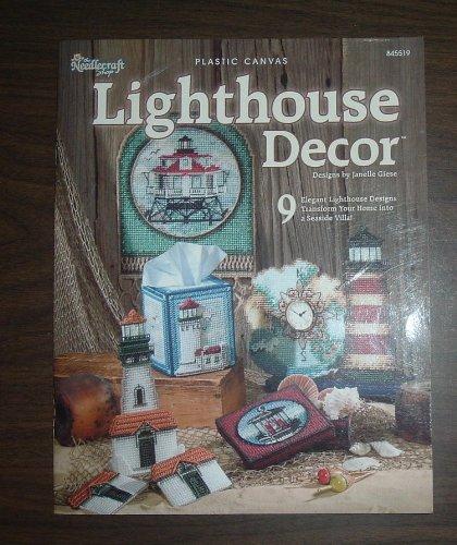 9781573672078: Plastic Canvas Lighthouse Decor