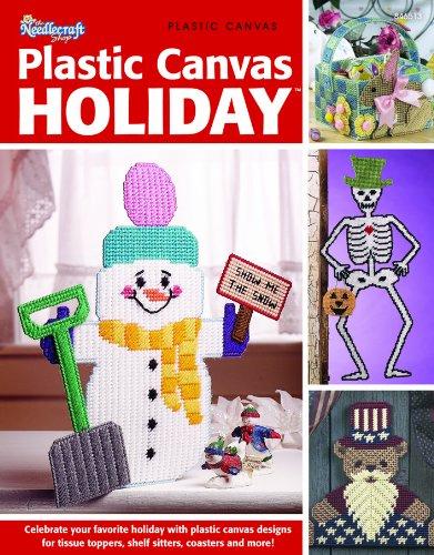 9781573672306: Plastic Canvas Holiday