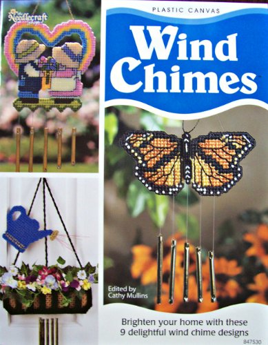 WIND CHIME CRAFTS} Wind Chimes {Plastic Canvas}: Brighten Your Home with These 9 Delightful Wind ...