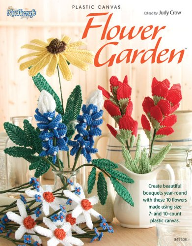 9781573673433: Flower Garden: Plastic Canvas