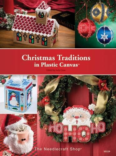 9781573673488: Christmas Traditions in Plastic Canvas