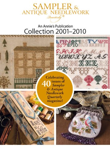 9781573673990: Sampler & Antique Needlework Collection 2001-2010 [USA] [DVD]