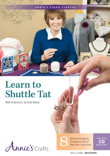 9781573674072: Learn to Shuttle Tat: With Instructor Janette Baker