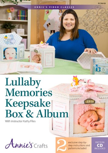 9781573674140: Lullaby Memories Keepsake Box & Album: With Instructor Kathy Files