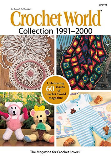 9781573674393: Crochet World Collection 1991–2000